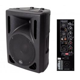 "Alpha Audio A-Amp Ten Biamp 10"""