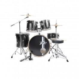 Peavey PV 5PC Drum Set Black